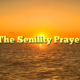 The Senility Prayer